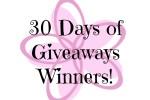 30 winners