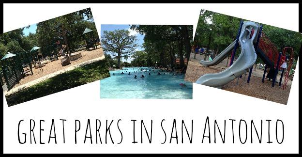 Five Great Parks In San Antonio
