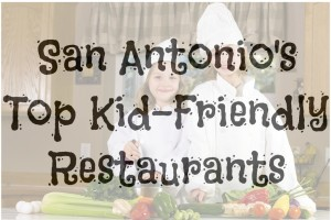 kidfriendly restaurants