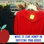 Ways to Save on Outfitting Your Kids