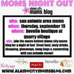 ACMB Moms Night Out – Event Recap