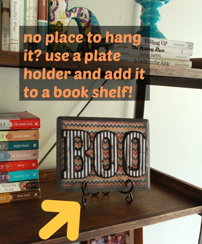 step 5 bookshelf