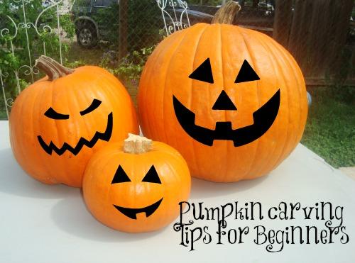 Pumpkin Carving Tips For Beginners