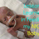 Lessons Learned in Feeding My NICU Baby