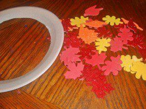 Wreath circle