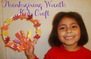 Thanksgiving Turkey Wreath, Kids craft, Hand print Art