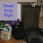 Road Trip Tips from a Mom of Six
