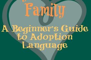 adoption language