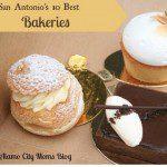 Top Ten Bakeries in San Antonio