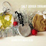 Updating a Christmas Classic : Salt Dough Ornaments