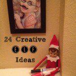 24 Creative Elf on the Shelf Suggestions