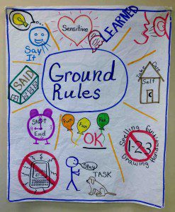 Ground Rules of PMNC classes at JCC Site