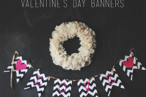 Alamo City Mom Blogs - Free Printable Valentine Banner