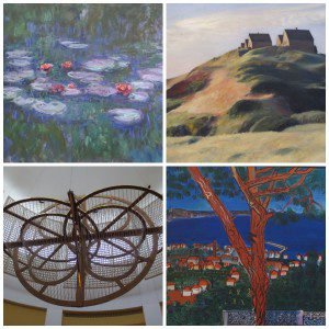 Works by Monet, Hopper, Dufy and more, from the collection of the McNay Art Museum