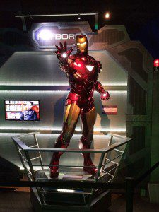 Iron Man at Alien Worlds and Androids at the Witte Museum | San Antonio Charter Moms