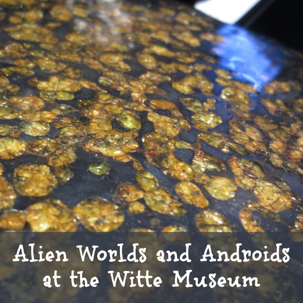 Alien Worlds and Androids at the Witte Museum | Alamo City Moms Blog