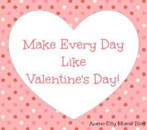 every day valentine's day