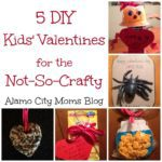 Five DIY Kids' Valentines Ideas for the Not-So-Crafty