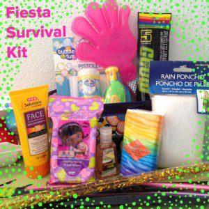 Fiesta Survival Kit