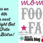Mommy Foodie Fair :: A San Antonio Moms Night Out