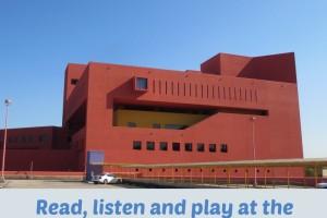 Read, listen and play at the San Antonio Book Festival on April 5, 2014 | Alamo City Moms Blog