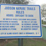 """Hidden """"Forest"""": Judson Nature Trails in Alamo Heights"""
