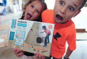 Makedo Boxes for kids