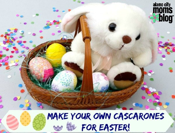 Making cascarones fun for fiesta and easter make your own cascarones for easter confetti eggs negle Images