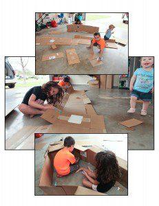 Makedo kids boxes