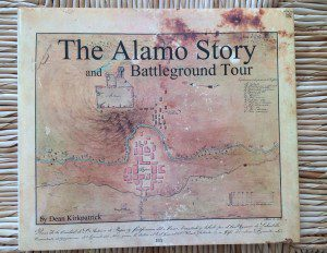 Book: Alamo Story and Battleground Tour by Dean Kirkpatrick
