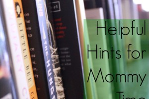Confessions of a Book Nerd and Tips for Fitting Reading In as a Busy Mom