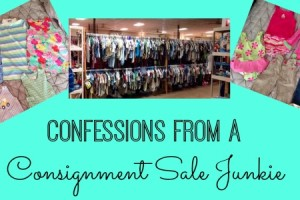confessions from a consignment sale junkie