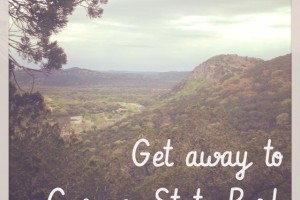 Get Away to Garner State Park