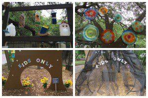 For the Birds, San Antonio Botanical Garden
