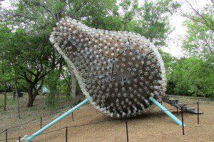 The Overland Gourd, San Antonio Botanical Garden