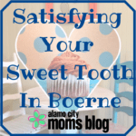 A Field Guide to Satisfying Your Postnatal Sweet Tooth in Boerne