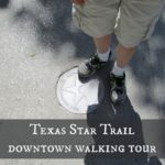 Enjoy what's unique about San Antonio on a Texas Star Trail downtown walking tour
