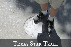 Texas Star Trail downtown walking tour in San Antonio | Alamo City Moms Blog