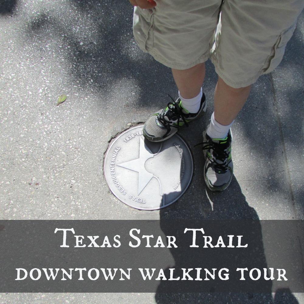 Texas Star Trail downtown walking tour in San Antonio | Alamo City Moms Blog