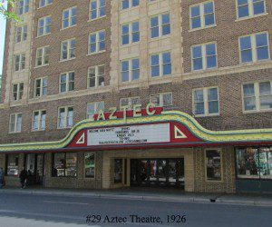 Texas Star Trail Aztec Theatre | Alamo City Moms Blog