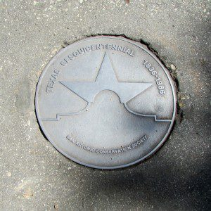Texas Star Trail medallion | Alamo City Moms Blog