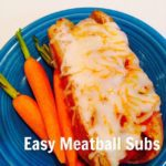 Simple Summer Recipe: Meatball Subs