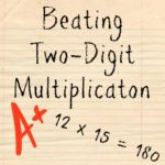 Beating 2-Digit Multiplication