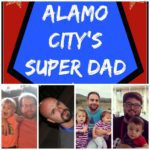 Alamo City's Super Dad Finalists: Greg, Larry, Rami, Robert