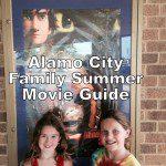 Alamo City Family Summer Movie Guide