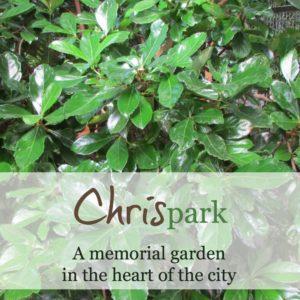 CHRISpark: A memorial garden in the heart of the city | Alamo City Moms Blog