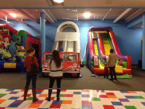 Inflatable Wonderland