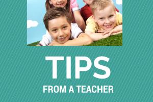 Tips from a Teacher: Alamo City Moms Blog