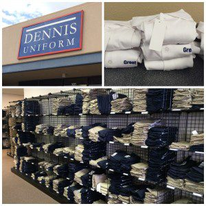 Dennis Uniform in San Antonio, Texas | Alamo City Moms Blog
