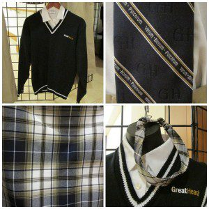 Great Hearts Monte Vista school uniforms | Alamo City Moms Blog